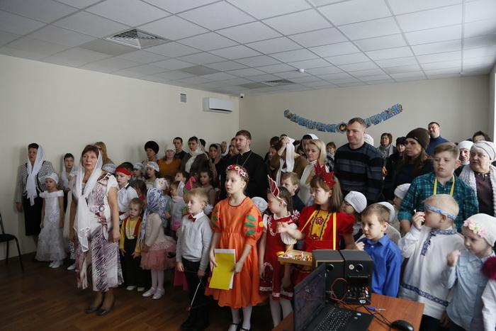 Концерты в воскресной школе «Рождество идет»